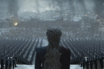 Game of Thrones Series Finale Photos: The Mad Queen Surveys Her City