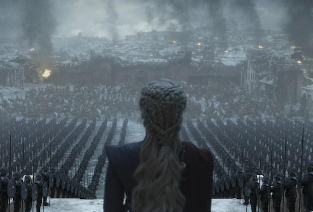 Game of Thrones Series Finale PHotos Season 8 Episode 6