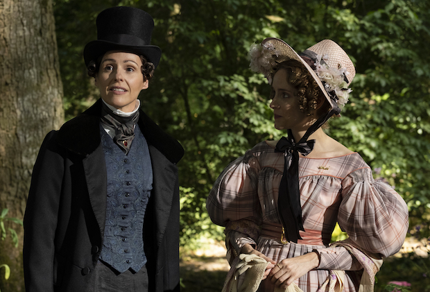 Gentleman Jack Renewed HBO