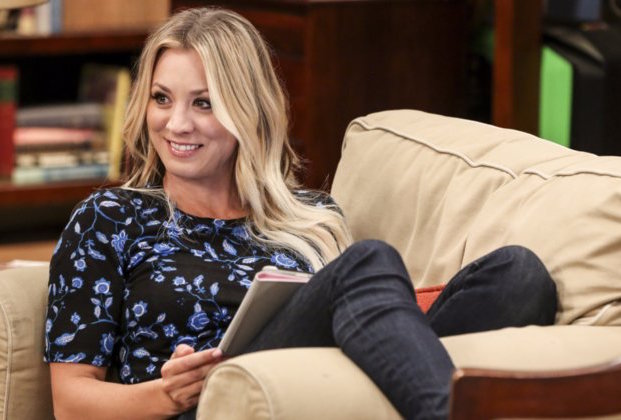 Big Bang Theory Finale Penny S Last Name Kaley Cuoco Interview Tvline