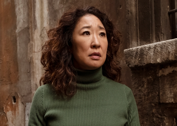 Killing Eve Season 2 Finale Sandra Oh