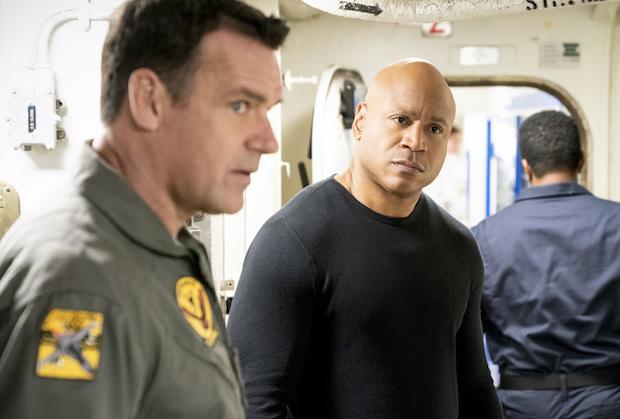NCIS Los Angeles JAG Harm