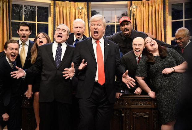 SNL Donald Trump Alec Baldwin