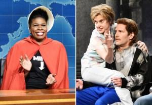 SNL Finale: Paul Rudd, Kate McKinnon, Leslie Jones