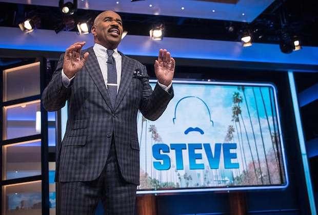Steve Harvey Talk SHow Cancelled Syndicated