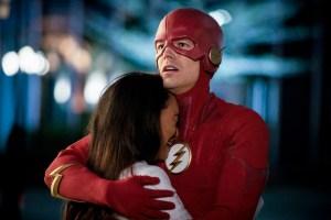 Flash Season 5 Finale