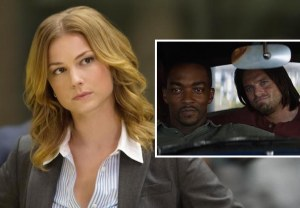 Emily VanCamp Winter Soldier TV Series