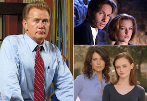Worst TV Cliffhangers The West Wing The X-Files Gilmore Girls