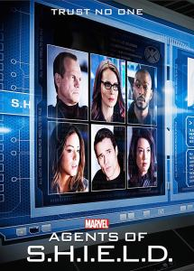 Agents SHIELD Winter Solider