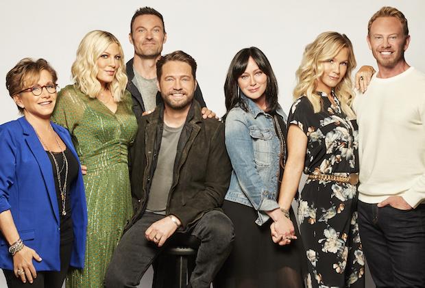 90210 Revival Cast