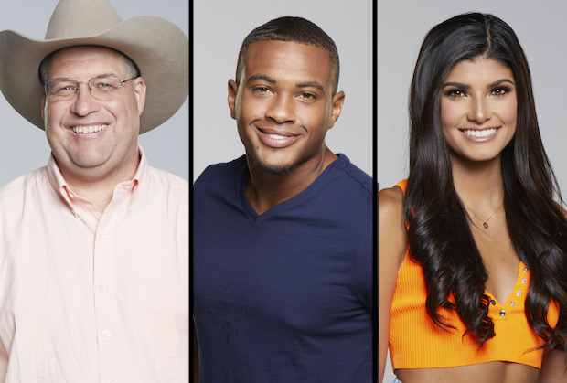 Big Brother Season 21 Cast