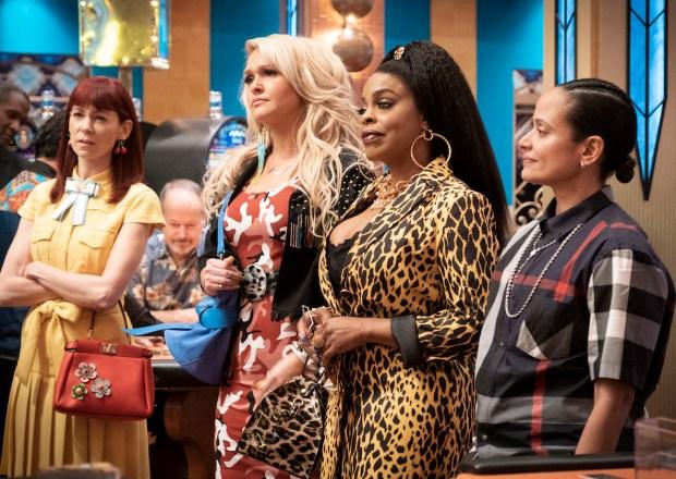 Claws Season 3 Premiere TNT Polly Jenn Desna Ann