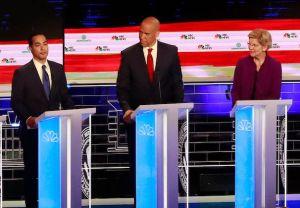 Democratic Debate Ratings