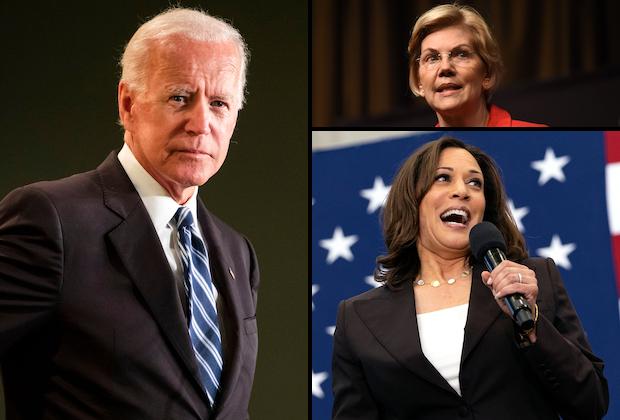 Democratic Presidential Candidates 2020