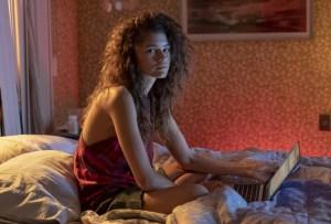 Euphoria HBO Review Zendaya Rue