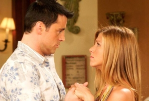 Friends: Rachel and Joey