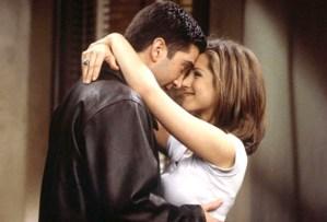 Friends: Ross and Rachel
