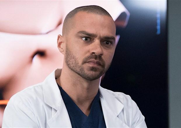Grey's Anatomy Jesse Williams Returning Jackson