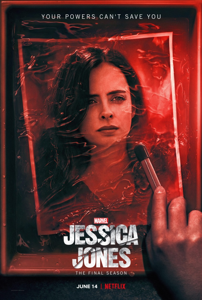 Marvel's Jessica Jones Trailer Final Season 3
