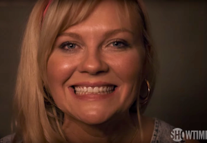 Kirsten Dunst On Becoming a God in Central Florida Showtime