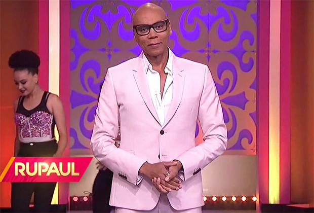RuPaul Talk Show Premiere