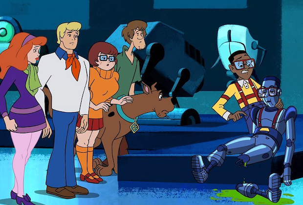 Steve Urkel on Scooby-Doo and Guess Who?