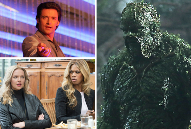 Swamp Thing - Cancelled TV Shows List
