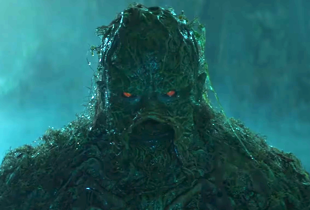 Swamp Thing Cancelled - Season 2