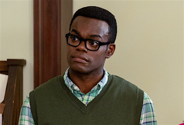 The Good Place William Jackson Harper Chidi