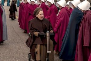 The Handmaids Tale Season 3 Episode 4 Ann Dowd Interview Aunt Lydia Janine Attack