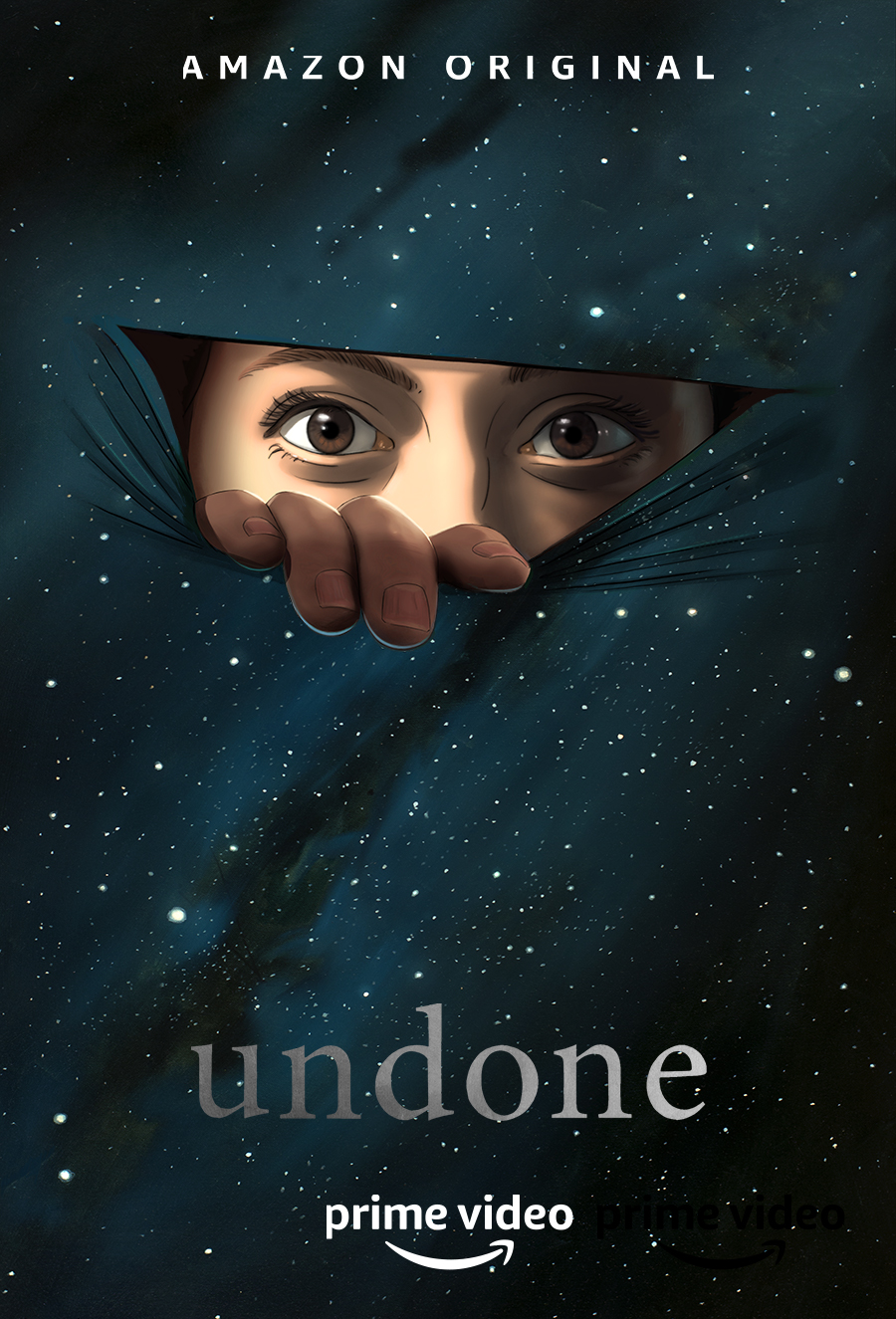 Undone Key Art - Amazon