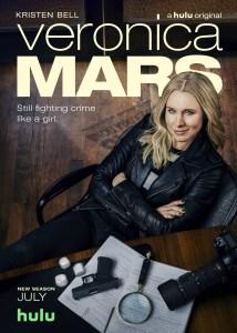 Veronica Mars Revival Poster Hulu