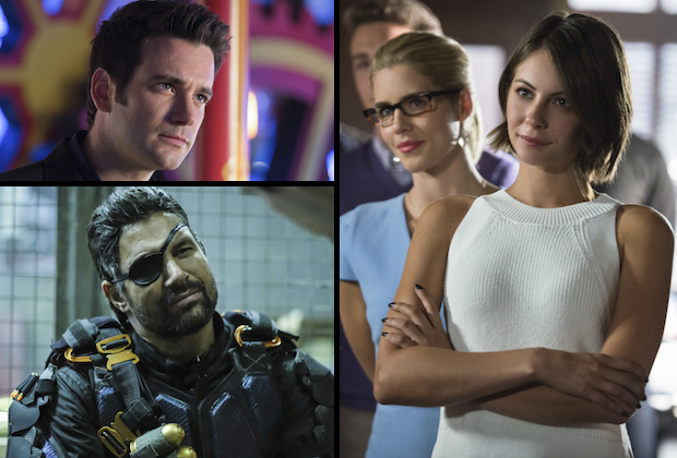Arrow Final Season Returns