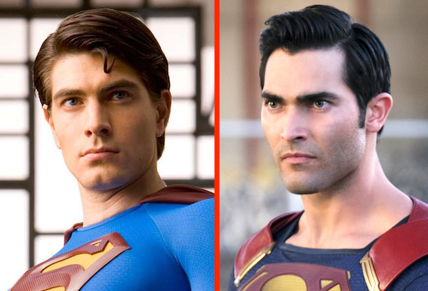 Arrowverse Routh Superman