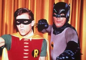 Arrowverse Crossover Batman Robin