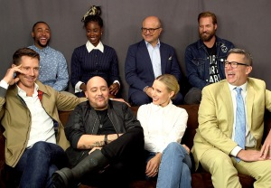 Veronica Mars Season 4 cast interview