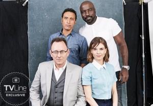 evil-cbs horror cast interview video preview