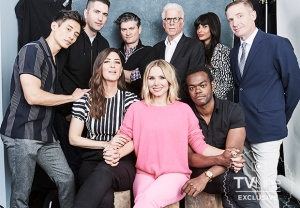 the-good-place-final season 4 preview cast video interview