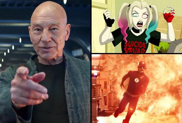 Comic-Con 2019 TV Show Trailers
