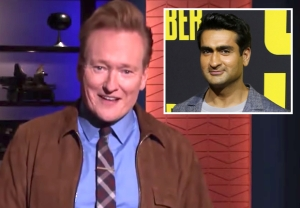 Conan - Kumail Nanjiani Interview Fail Video