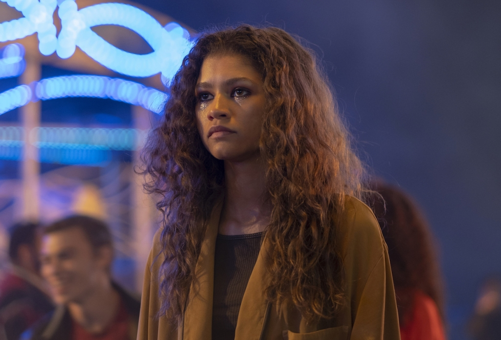 Emmys Twist: Zendaya Wins Best Lead Actress in a Drama for Euphoria