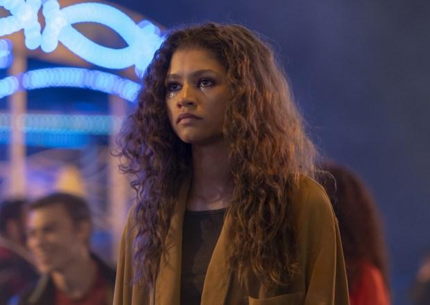 Euphoria Renewed Season 2 HBO Zendaya