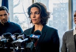 FBI Alana De La Garza Season 2 Cast