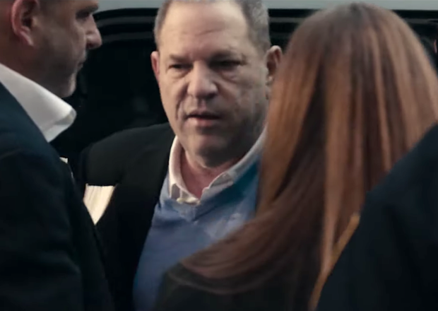 Harvey Weinstein Documentary Untouchable Hulu Trailer