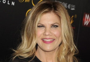 Mom Kristen Johnston