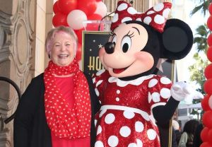 Minnie Mouse Voice Russi Taylor Dead Disney
