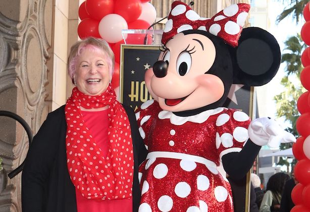 Minnie Mouse Voice Russi Taylor Dead Disney