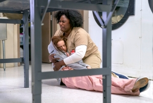 OITNB - Pennsatucky and Taystee in 7x12
