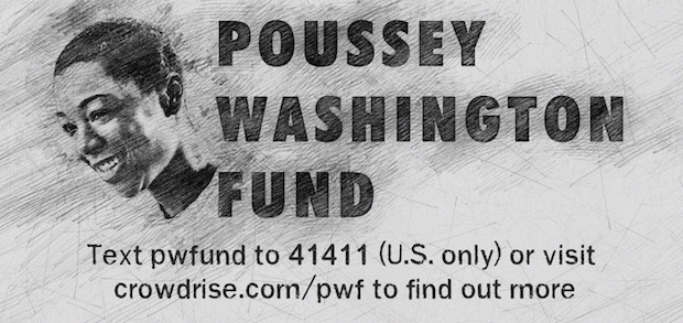 OITNB - Poussey Washington Fund