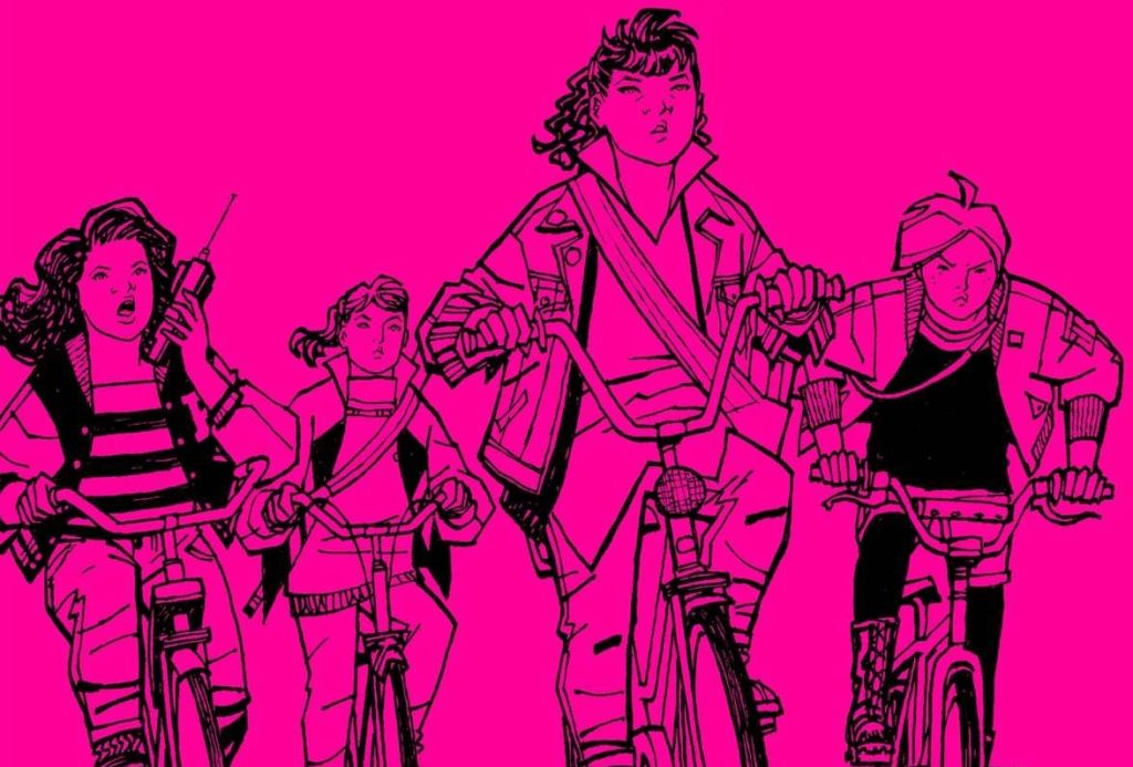Paper Girls: Stephany Folsom Out as Co-Showrunner of Comic Series
